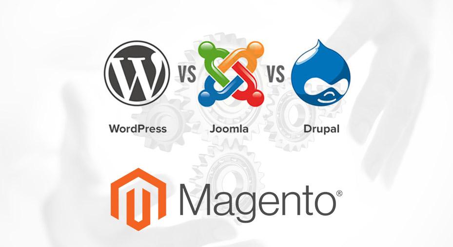 wordpress-joomla-drupal-magento