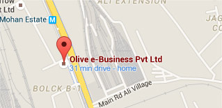Olive e-Business Pvt. Ltd, India