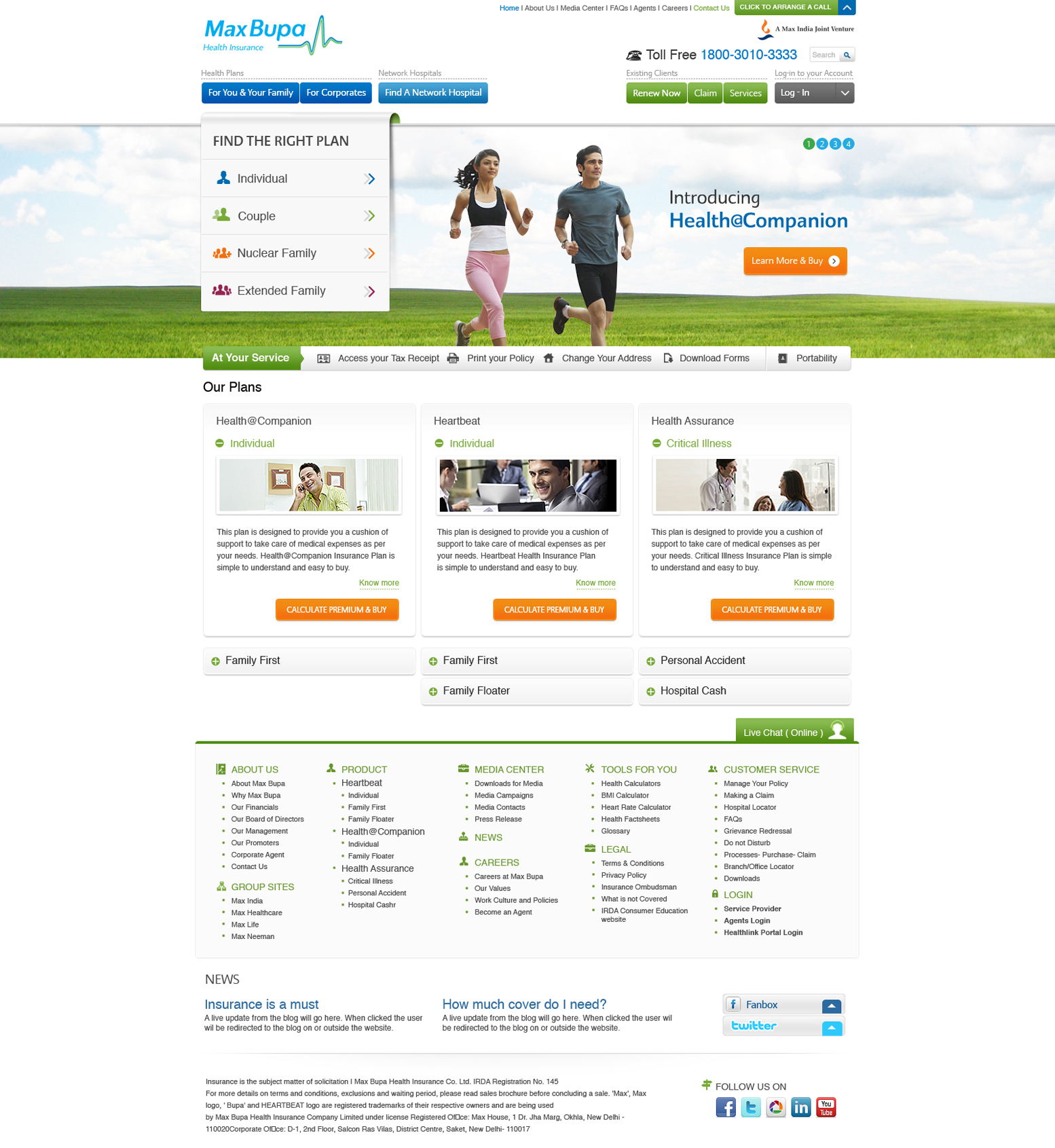 bupa screen 1 jpg